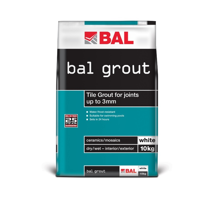 BAL Grout Tiling Products BAL Adhesives