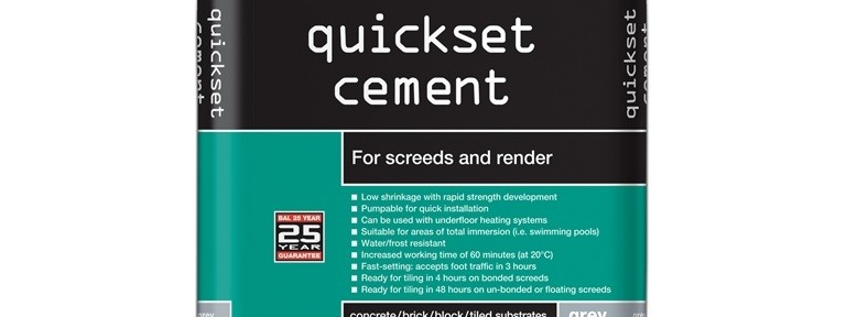 quickset cement 20kg