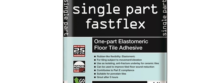 single part fastflex WHITE