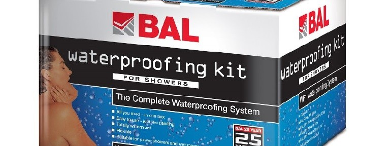 waterproofing kit