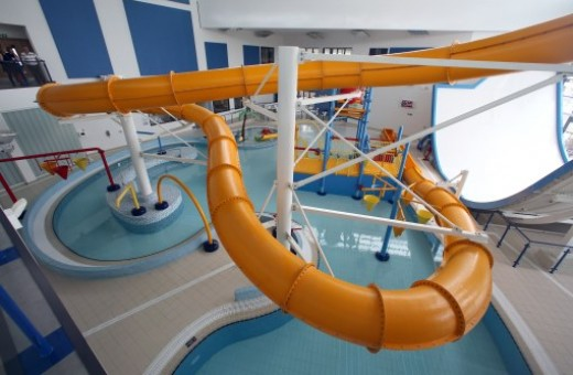 Bal Specified For Huddersfield Leisure Centre Bal Adhesives