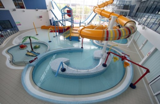 Huddersfield Leisure Centre Case Study Bal Adhesives