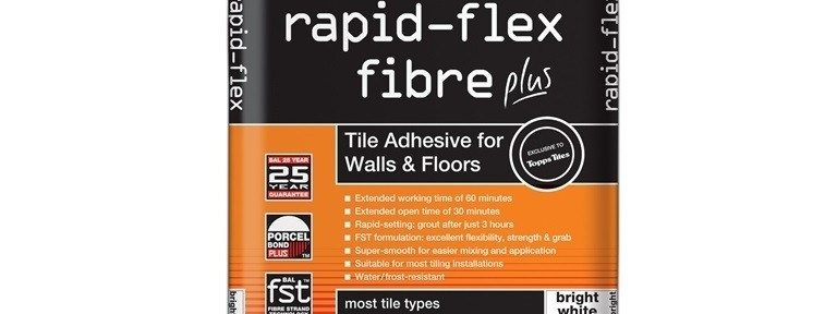 rapid-flex fibre plus white Topps