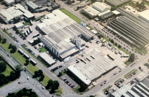 ARIAL SHOT OF FACTORY v2