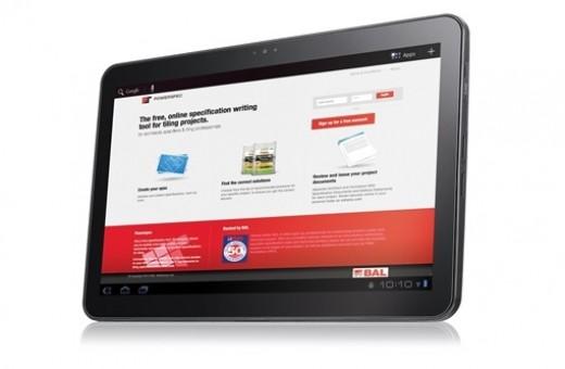 Powerspec Tablet