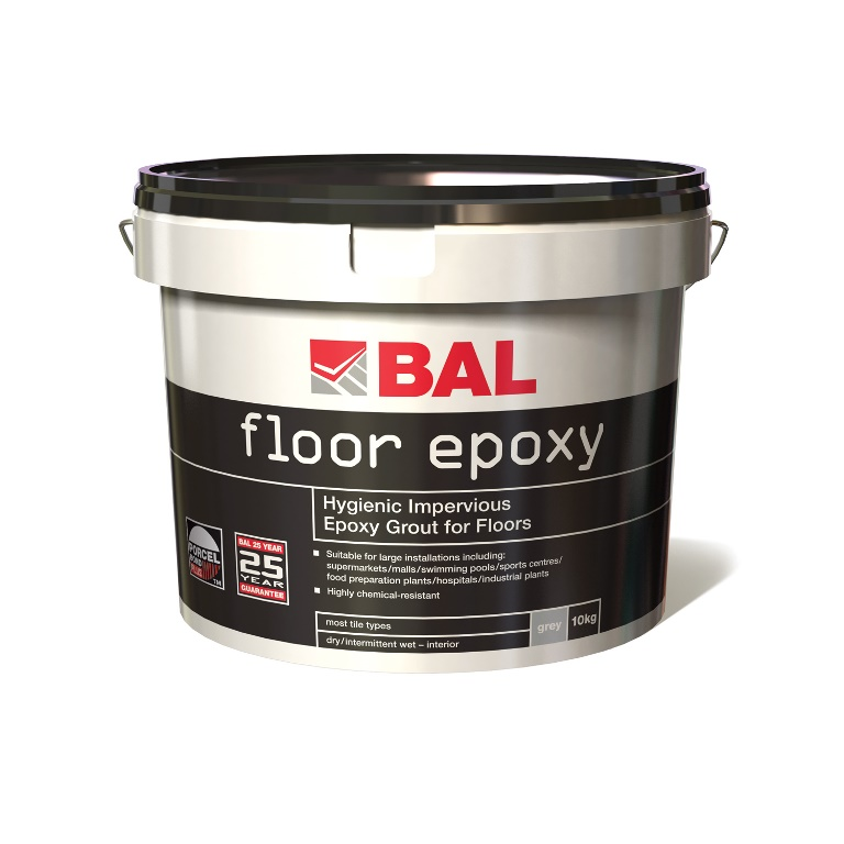 bal floor epoxy tiling products bal adhesives. Black Bedroom Furniture Sets. Home Design Ideas