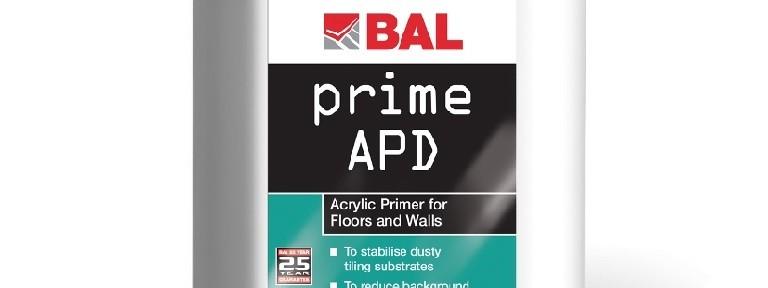 Primers/Sealers/Admixtures | BAL Adhesives