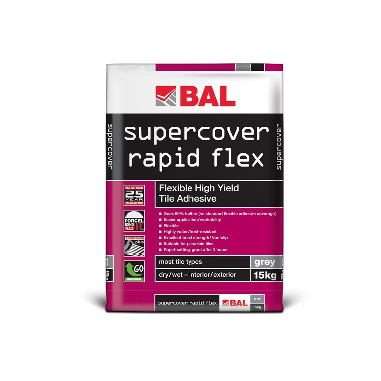 supercover rapid flex GREY