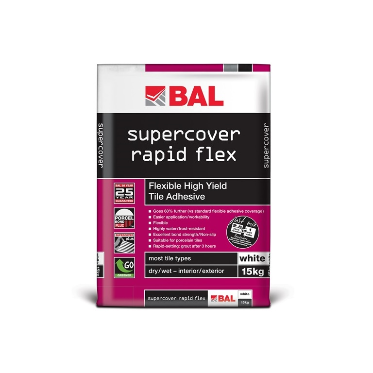 supercover rapid flex WHITE