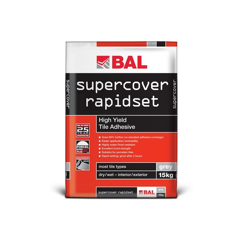 supercover rapidset