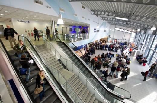 LSA Departure Lounge