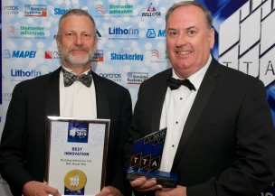 TTA Awards 2015-Best Innovation-L to R-Joe Simpson