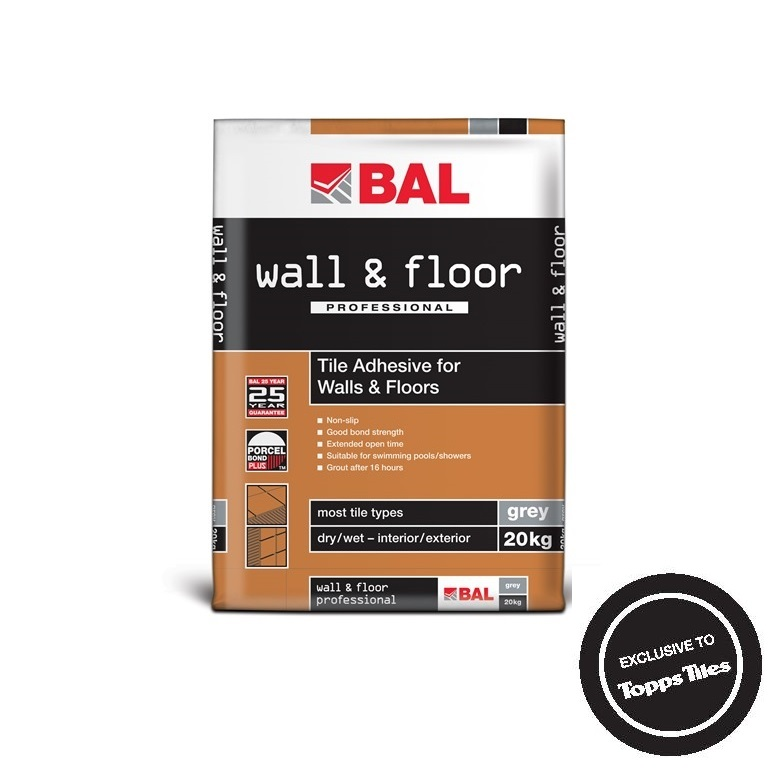 Wall & Floor Professional Topps
