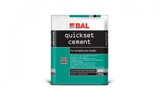 quickset cement 20kg small