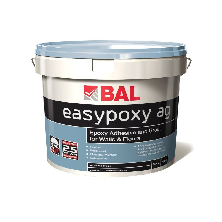 easypoxy ag black 4kg