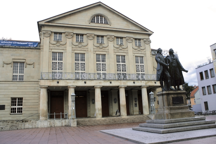 Weimar National Theatre WEB