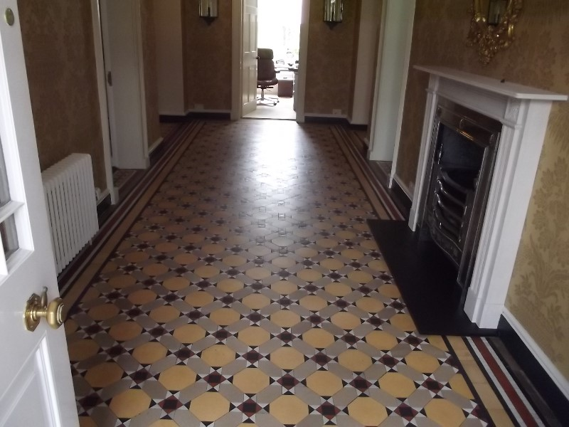 Restored-main-Victorian-geometric-floor