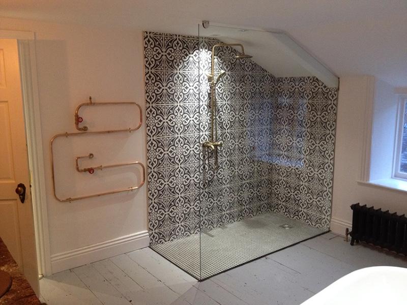 Mark-Shower